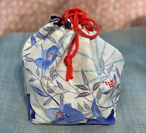 traditional drawstring bag
