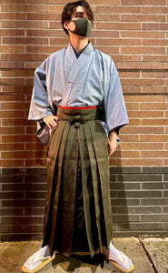 Hakama - skirt type