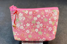 Load image into Gallery viewer, Crepe Fabric Coin Purse