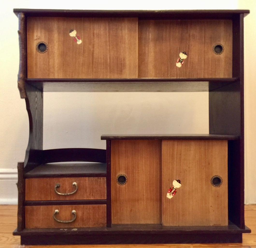 Antique Japanese Furniture