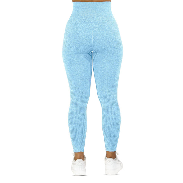 BABY BLUE MOVEMENT SEAMLESS SET
