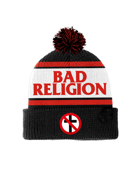 Bad Religion Cross Buster Beanie