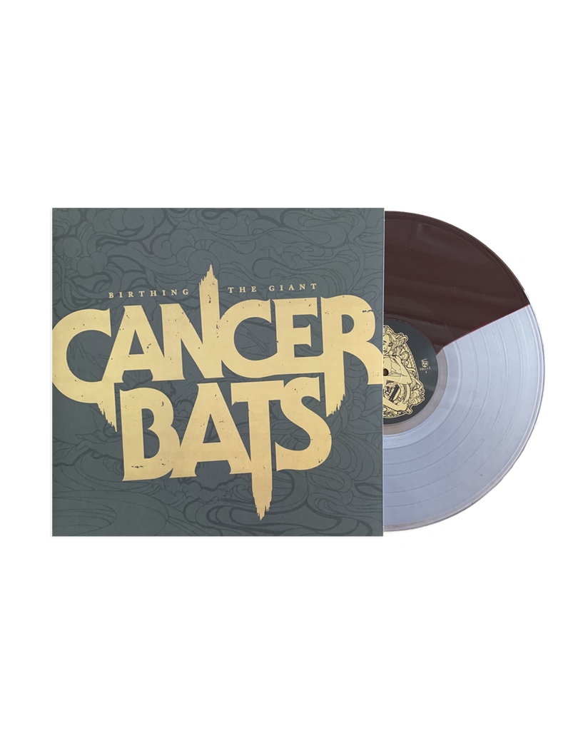 Cancer Bats Birthing The Giant 15th Anniversary LP
