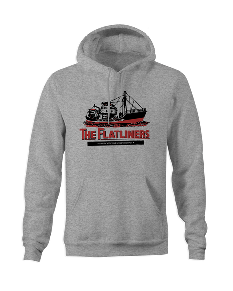 The Flatliners Buoy Buddy Pullover Hoodie
