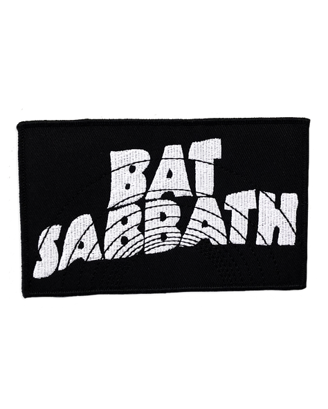 Cancer Bats Bat Sabbath Logo Patch