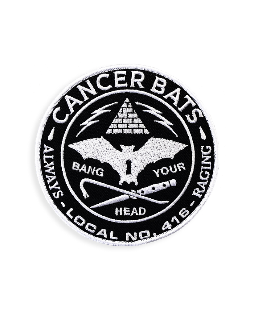 Cancer Bats Local Patch