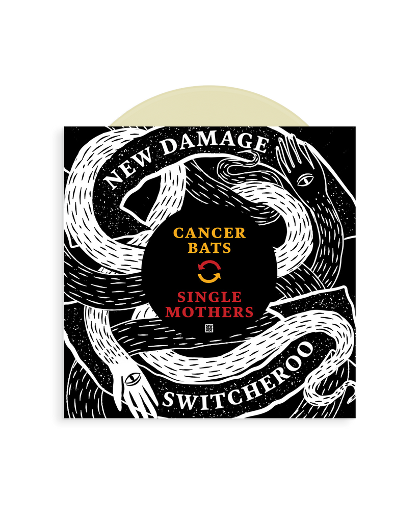Cancer Bats / Single Mothers Split 7 Inch