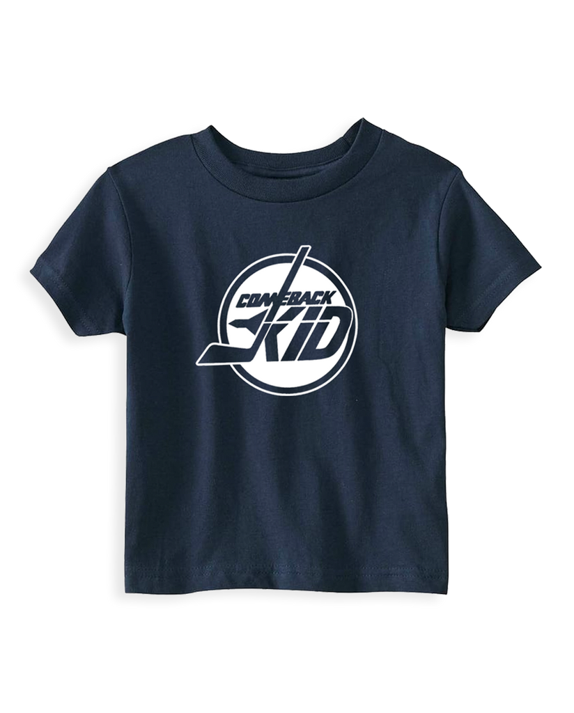 Cut Loose Kids - Comeback Kid Jets Youth Tee
