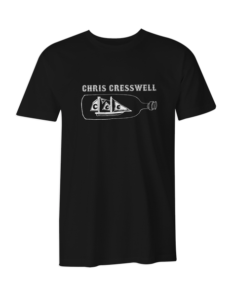 Chris Cresswell Bottle T-shirt