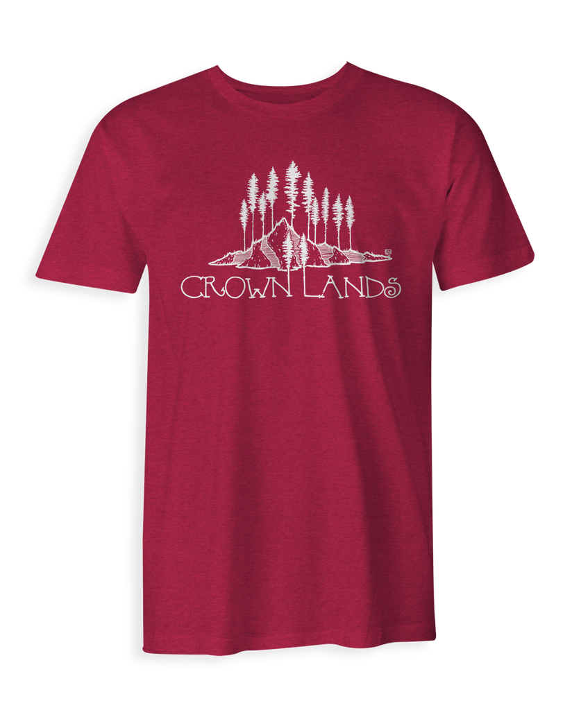 Crown Lands Mountain T-Shirt