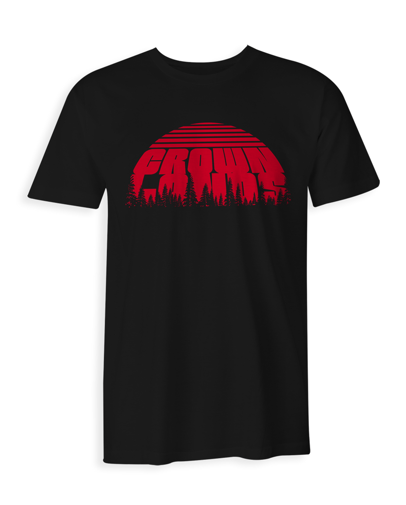 Crown Lands Sunset T-Shirt