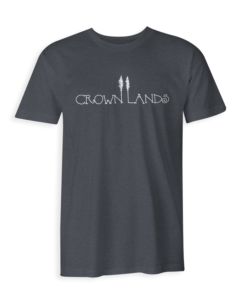 Crown Lands Tree Logo T-Shirt