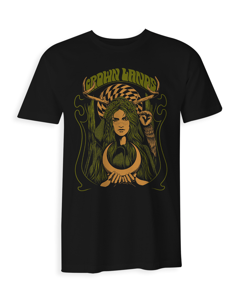Crown Lands Witch T-Shirt
