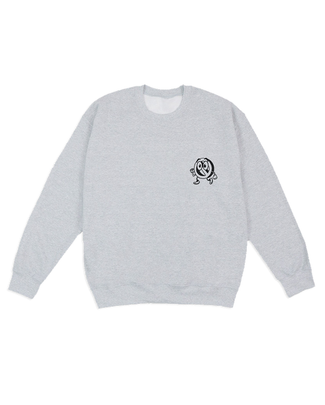 Counterparts Strikey Crewneck Sweater