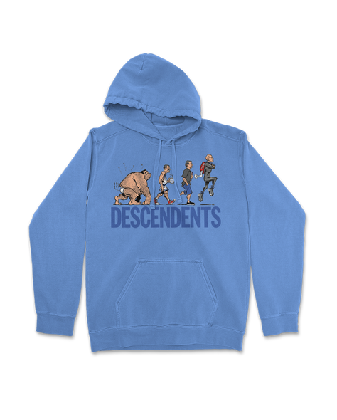 Descendents Ascent Of Man Pullover Hoodie