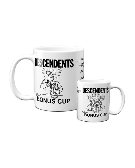 Descendents 30 oz Bonus Cup Mug