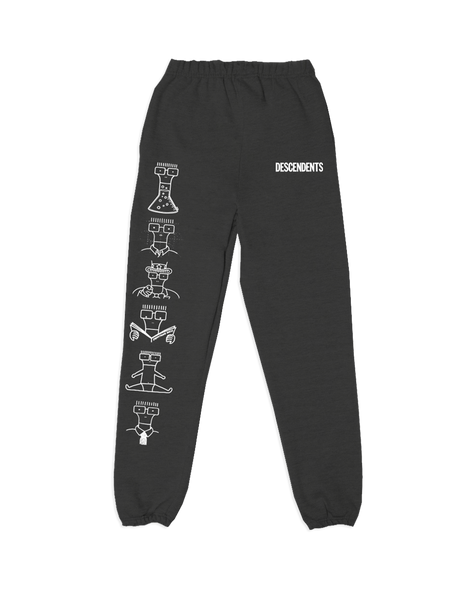 Descendents Milo Illustration Sweatpants