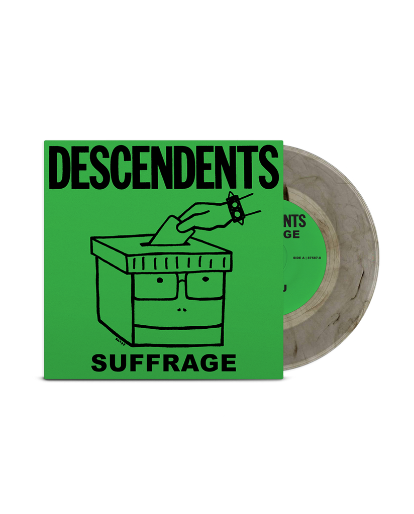 "Descendents Suffrage 7"" (Smoke)"