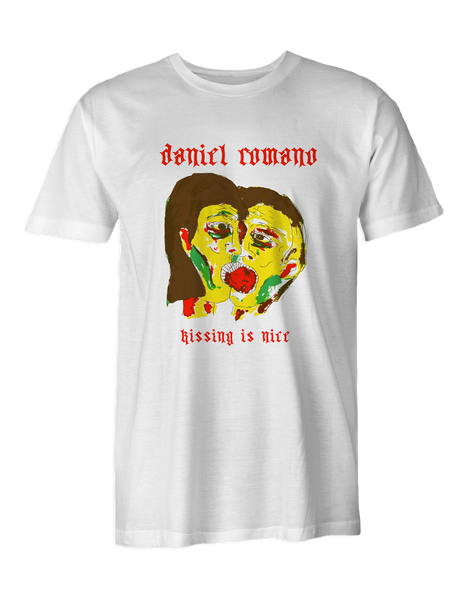 Daniel Romano Kissing Is Nice T-Shirt