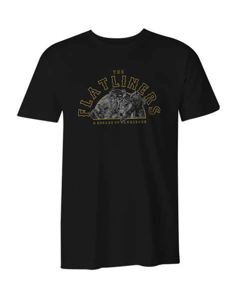 The Flatliners Cavalcade Collegiate T-Shirt