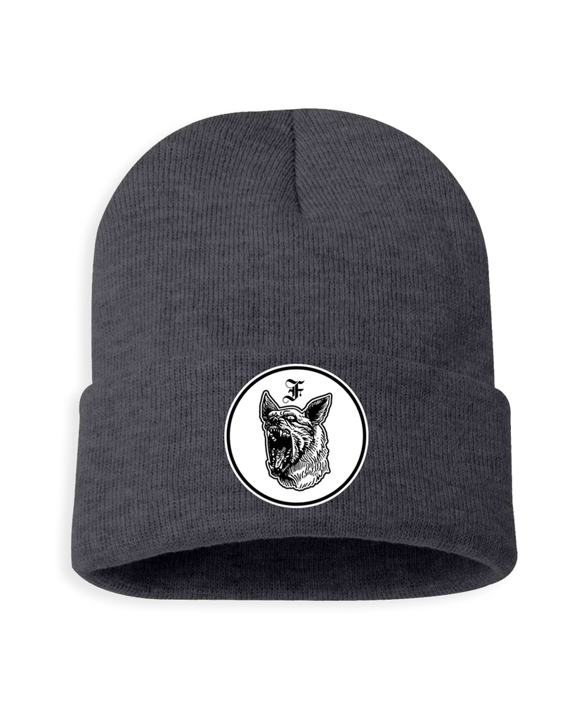 The Flatliners Dog Head Beanie