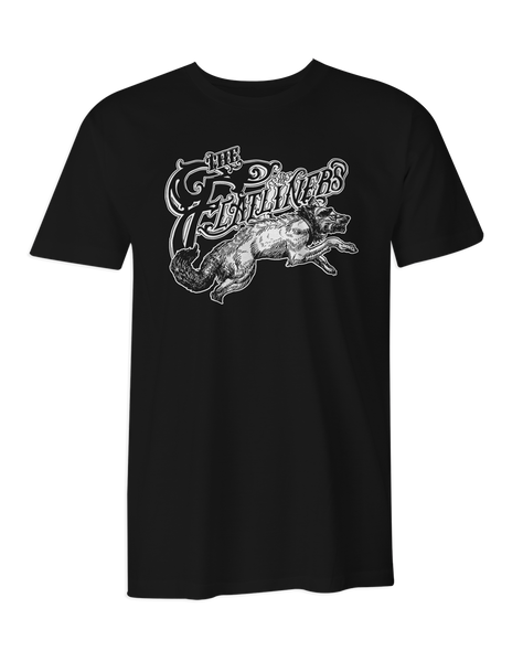 The Flatliners Lone Dog T-Shirt