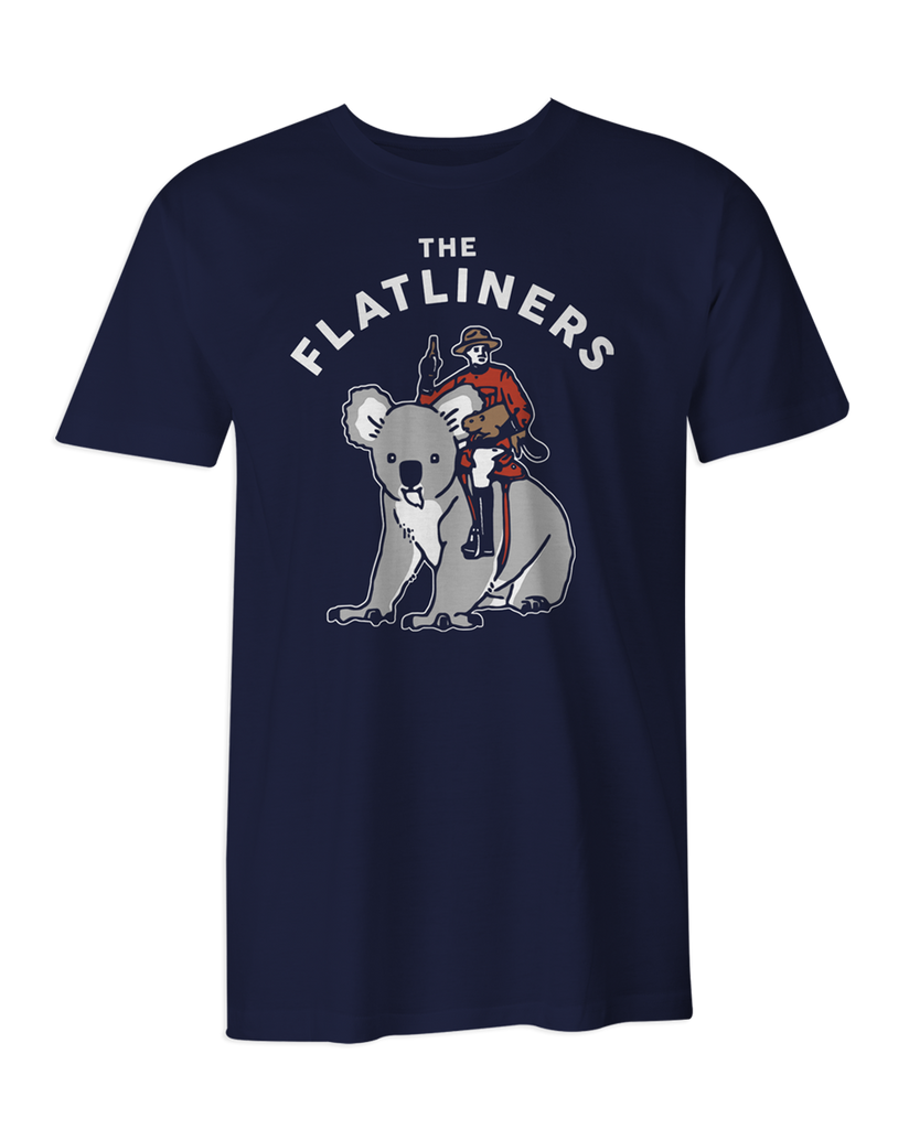 The Flatliners Mountie T-Shirt