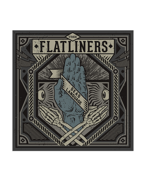 The Flatliners Dead Language LP