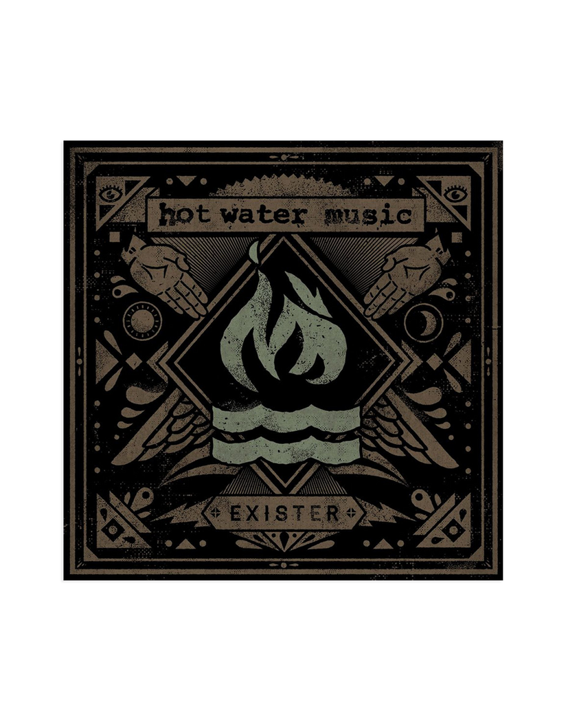 Hot Water Music Exister LP
