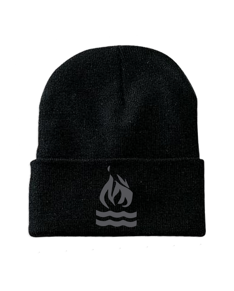 Hot Water Music Logo Beanie