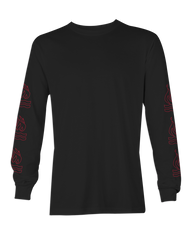 Hot Water Music Rooftops Long Sleeve