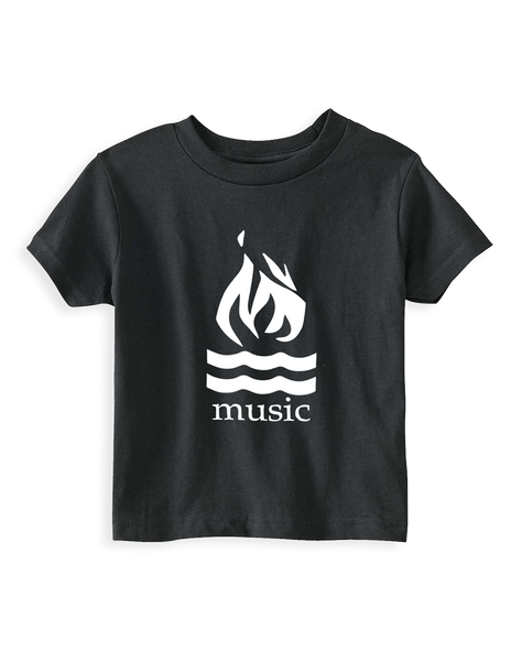 Cut Loose Kids -  Hot Water Music Traditional Logo Toddler Tee