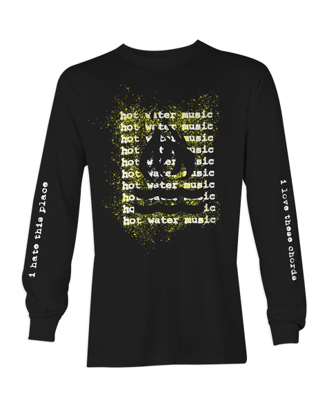 Hot Water Music Trusty Chords Longsleeve