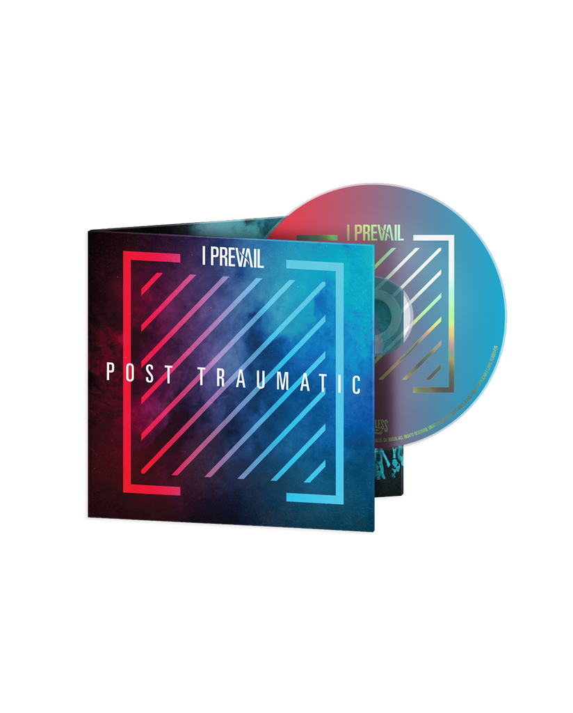 I Prevail - Post Traumatic CD