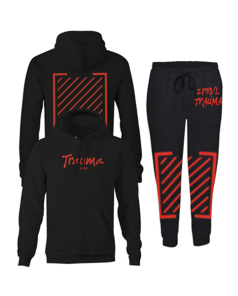 I Prevail Trauma Sweatsuit Bundle