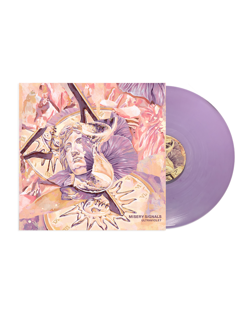 Misery Signals Ultraviolet 'Purple Pink Smoke' LP