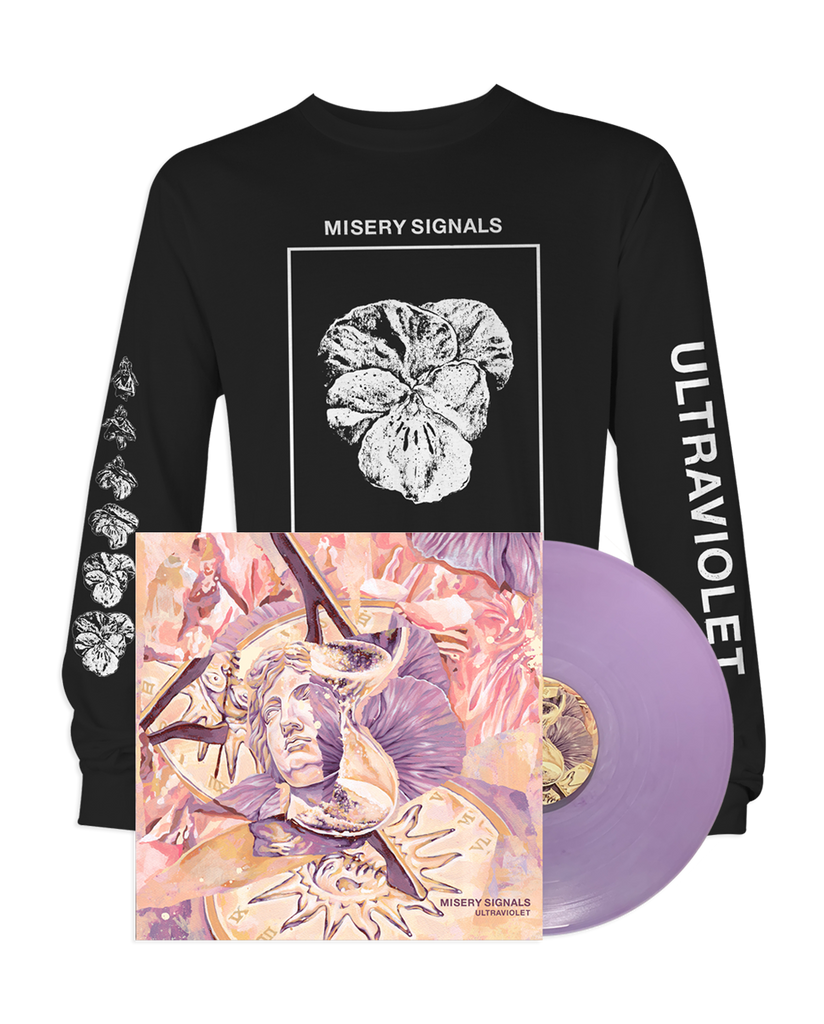 Misery Signals Ultraviolet Long Sleeve Bundle