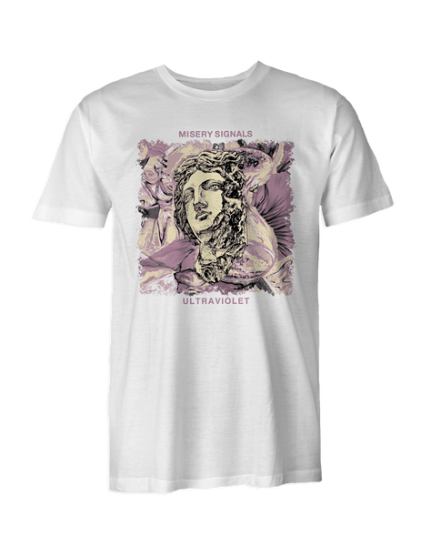Misery Signals White Ultraviolet T-Shirt