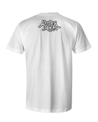 Monster Truck Don't Tell Me How To Live White T-Shirt