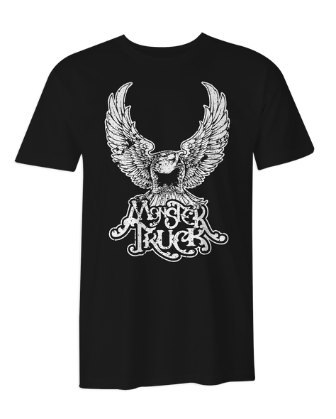 Monster Truck Eagle T-Shirt