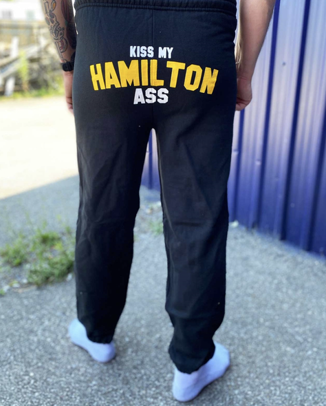 Monster Truck Hamilton Sweatpants