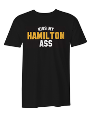 Monster Truck Hamilton Ass T-Shirt