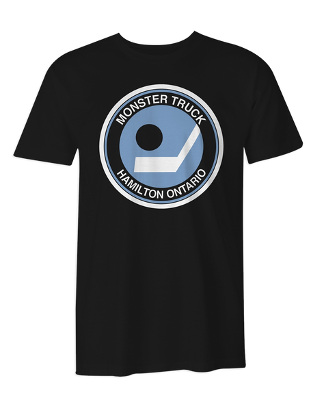 Monster Truck Hockey Night T-Shirt