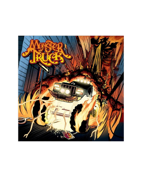 Monster Truck Monster Truck EP CD