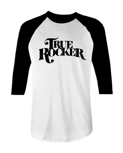 Monster Truck True Rocker Raglan
