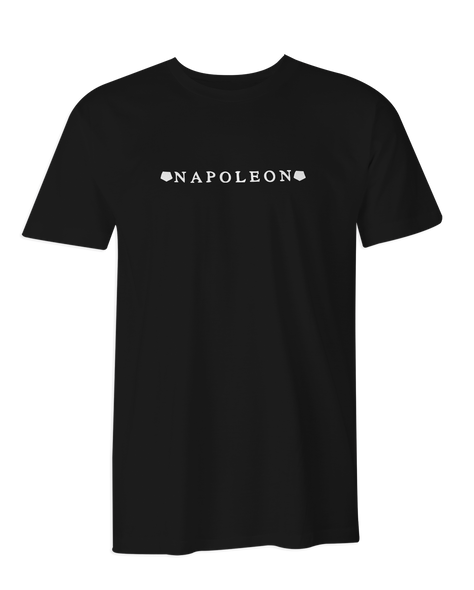 Napoleon Make The Deal Black T-Shirt