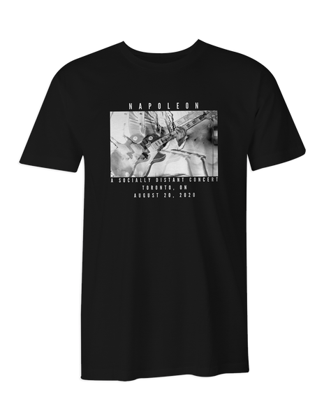 Napoleon Socially Distanced Concert T-Shirt