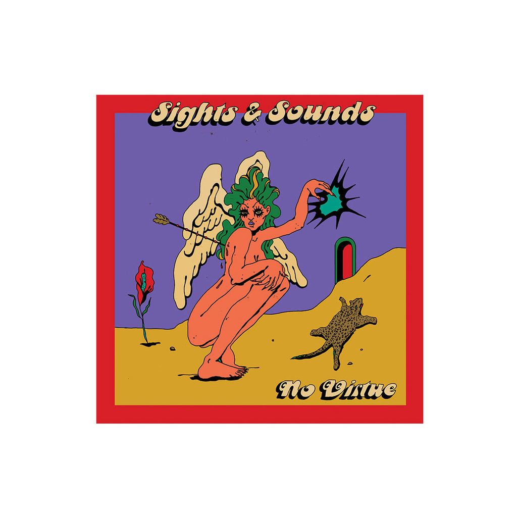 Sights & Sounds No Virtue CD