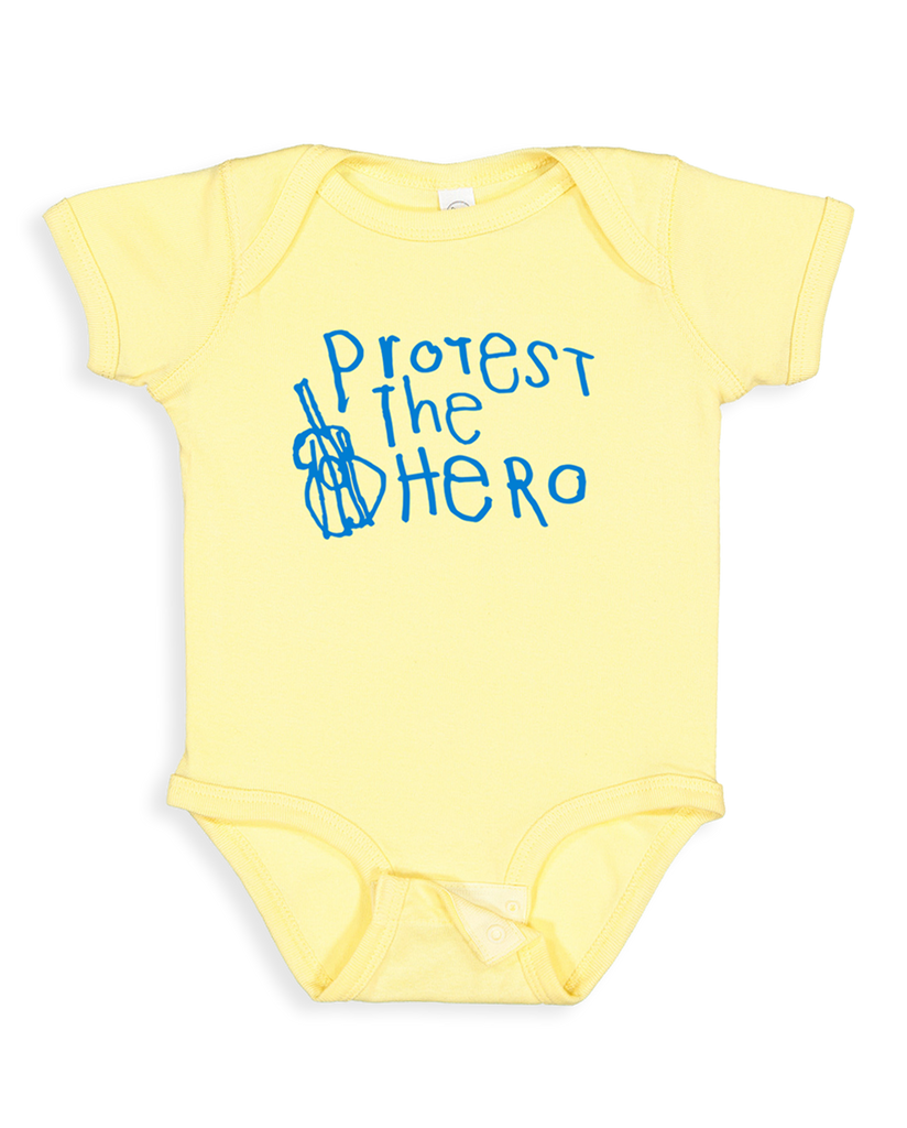 Cut Loose Kids -  Protest The Hero Craft Time Onesie