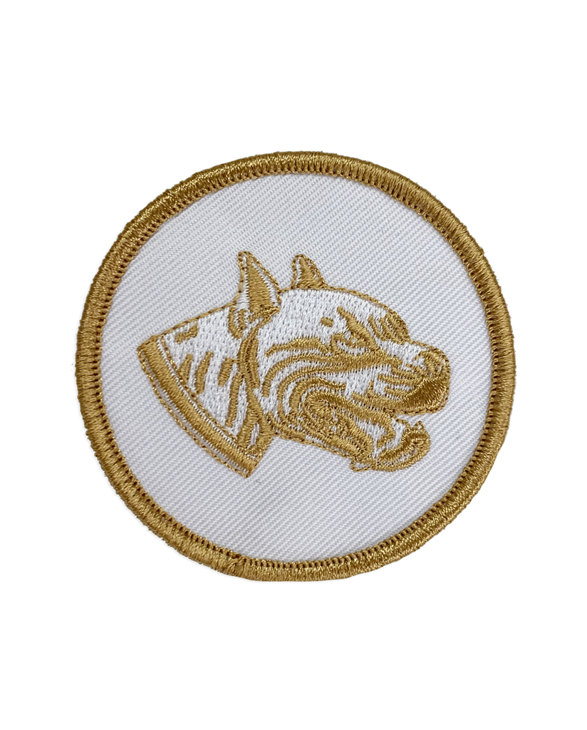 Protest the Hero Dog Head Patch